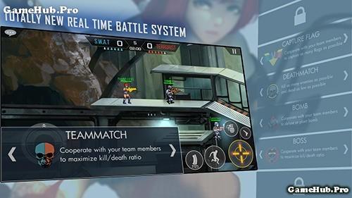 Tải game Dead Arena Strike Sniper Bắn súng Online Android