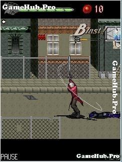 Tải game Devil May Cry - Hành động đánh Quái Vật Java