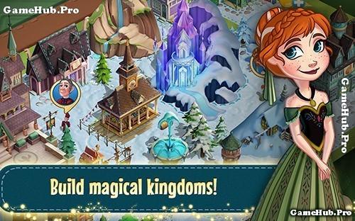 Tải game Disney Enchanted Tales - Mô phỏng đũa thần Android