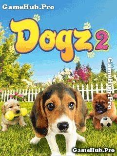 Tải game Dogz 2 - Nuôi cún ảo cực hay cho Java mới nhất