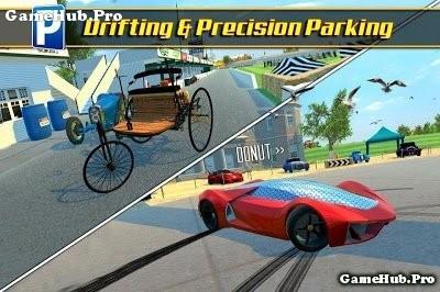 Tải game Driving Evolution - Đua xe cùng lịch sử Android