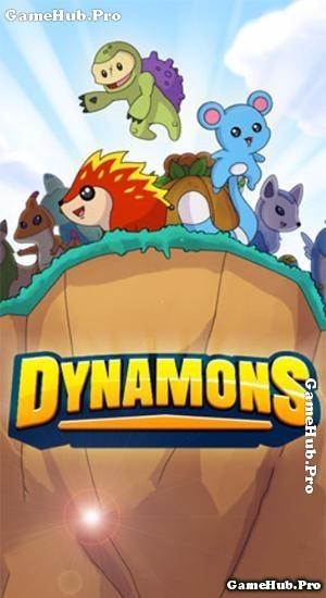 Tải game Dynamons - huấn luyện thú chiến đấu cho Android