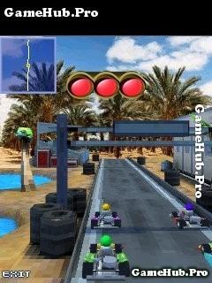 Tải game Go Karts 3D - Đua xe Công Thức 1 hay cho Java