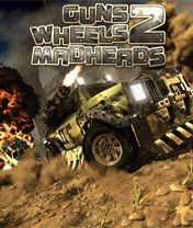 Tải game Guns Wheels Madheads 1 và 2 Đấu trường Xe Java