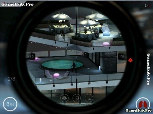 Tải game Hitman Sniper - Bắn súng Hack Tiền cho Android