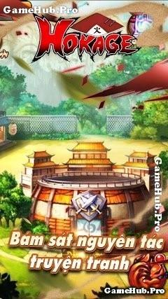 Tải game Hokage Mobile - Phiêu lưu RPG cho Android