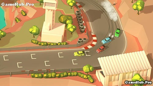 Tải game Hotlap Heroes - Đua xe siêu hay cho Android