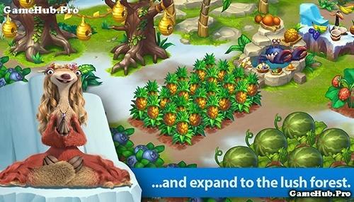 Tải game Ice Age World - Kỷ băng hà mô phỏng cho Android