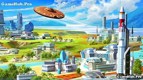 Tải game Little Big City 2 cho Android thành phố ước mơ