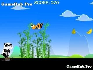 Tải game Little Panda - Gấu trúc bỏ nhà ra đi Java
