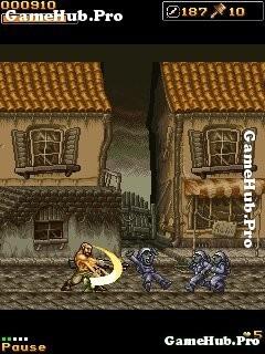 Tải game Metal Slug Mobile 3 - Chiến binh thép cho Java