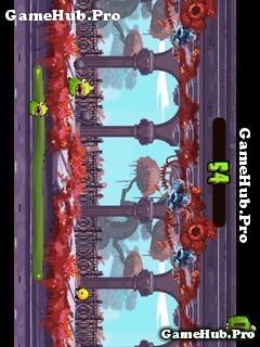 Tải game Monster Run Mania - Quái vật phiêu lưu cho Java