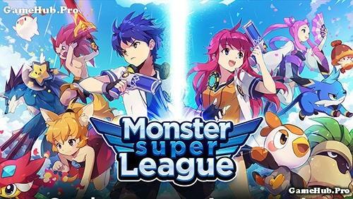 Tải game Monster Super League - Huấn luyện Pet chiến đấu