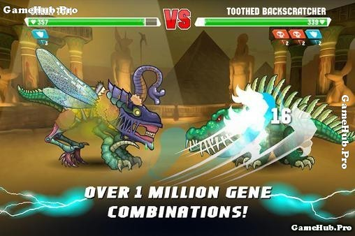Tải game Mutant Fighting Cup 2 - Đấu thú cho Android