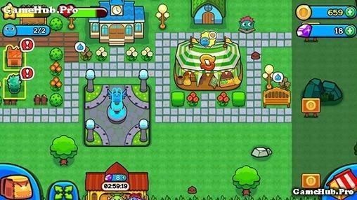Tải game My Boo Town - Xây thành phố Thú Nuôi Android