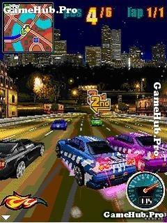 Tải game Nitro Street Racing - Đua xe Thành Phố cho Java