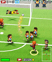 Tải game Playman World Soccer - Bóng đá thế giới Java