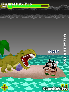 Tải game Pocket God - Vị thần Quyền Năng cho Java