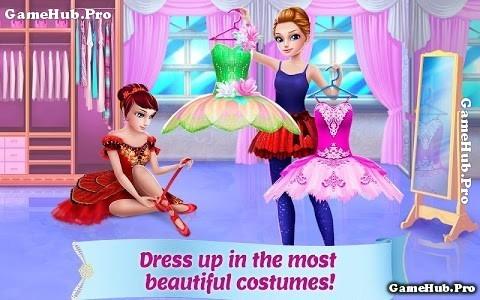 Tải game Pretty Ballerina - Làm đẹp Búp Bê cho Android