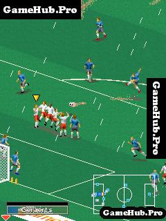 Tải game Real Football 2009 - Đá bóng qua Bluetooth Java