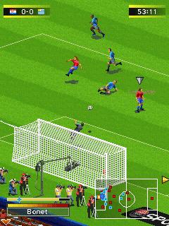 Tải game Real Football 2010 - Đá bóng cực hay cho Java