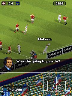 Tải game Real Football 2011 - Đá bóng hay nhất cho Java