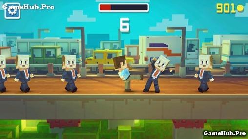 Tải game Rush Fight - Đấm bóc đường phố cho Android