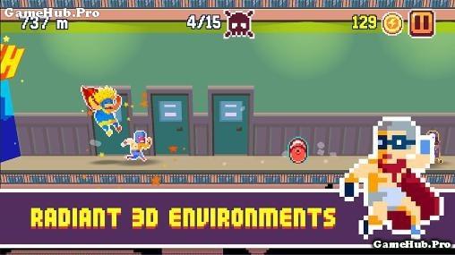 Tải game Siêu Anh Hùng Bựa - Gải cứu thế Giới Android