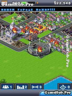 Tải game SimCity Deluxe - Xây quản lý thành phố cho Java