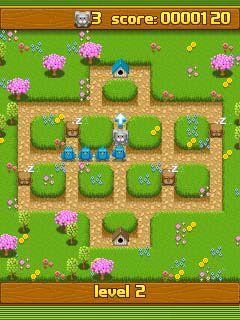 Tải game Snoozles - Giải cứu động vật vui nhộn cho Java