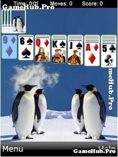 Tải game SoliTaire HD - Chơi bài cổ điển nhất cho Java