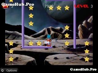 Tải game Star Jim - Siêu nhân thu thập ngôi sao Java