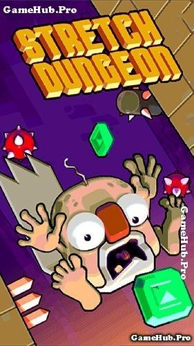 Tải game Stretch Dungeon - Rơi Xuống cực khó cho Android