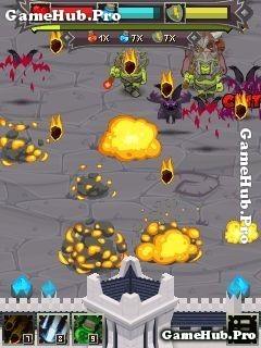 Tải game Stronghold Defender - Bảo vệ lâu đài cho Java