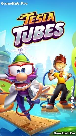 Tải game Tesla Tubes - Trí tuệ Logic cực hay cho Android
