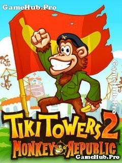 Tải game Tiki Towers 2 Monkey Republic xây cầu cho Khỉ