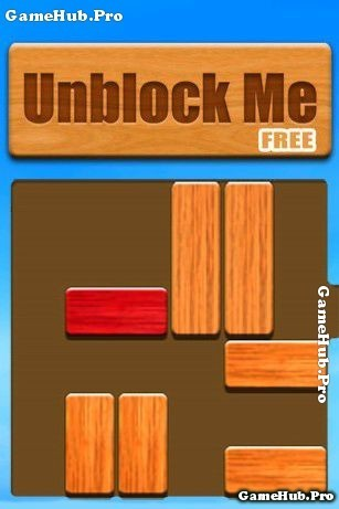 Tải game Unblock Me - Mở khóa cửa Logic cho Android
