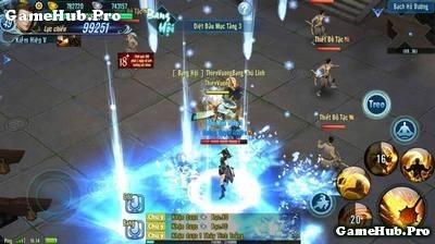Tải game Võ Lâm Truyền Kỳ Mobile - VLTK Mobile Android iOS