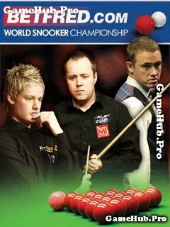Tải game World Snooker Championship - Đá Bi-A cho java