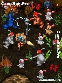 Tải game Zombie Rabbit Hunter - Bắn Quái Vật Thỏ Java