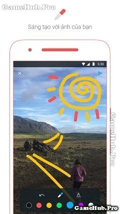 Tải Google Allo - Ứng dụng nhắn tin thông minh Android
