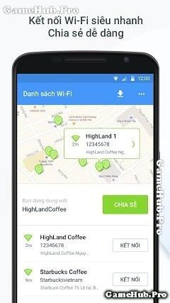 Tải ZiPi 2.0 - Ứng dụng chia sẽ Wifi Free cho Android
