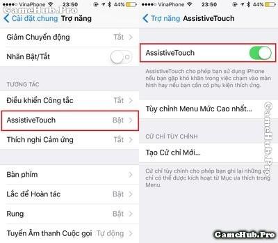 Hướng dẫn cách tắt nguồn iPhone không dùng phím Nguồn
