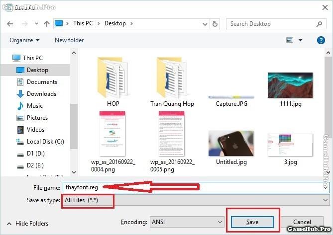 Hướng dẫn cách thay đổi Font chữ trên Windows 10 dễ dàng