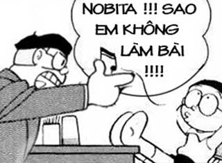 Truyện tranh Doraemon chế - Đọc truyện Doremon chế mới
