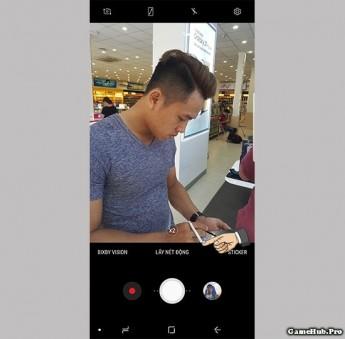 Cách chụp ảnh xóa phông trên Samsung Galaxy Note 8