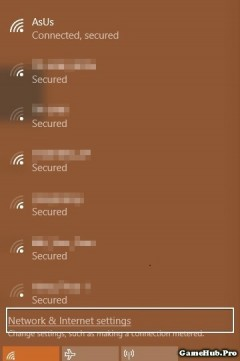 Cách thiết lập mạng WiFi ưu tiên trên Windows 10