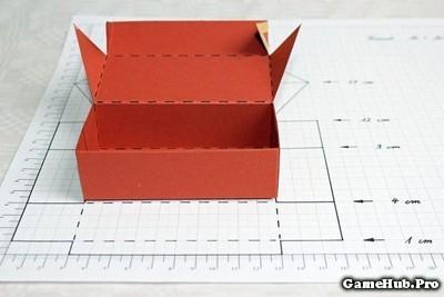 Cách tự làm hộp bánh Trung Thu cực đẹp và độc đáo
