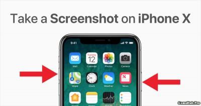Hướng dẫn các cách để chụp ảnh màn hình iPhone X dễ dàng