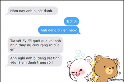 Những cách nhắn tin ngọt xớt khiến ai cũng gục ngã
